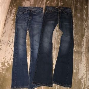 Size 0 Long Rue 21 Jeans